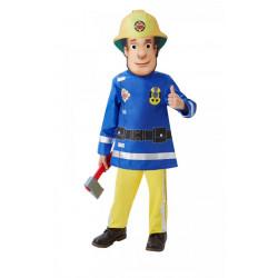 Dětský kostým Požárník Sam