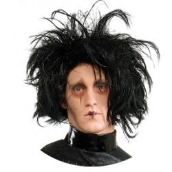 Maska Čert s velkými rohy