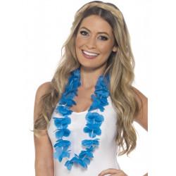 Havajský věnec modrý