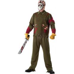 Kostým Jason deluxe