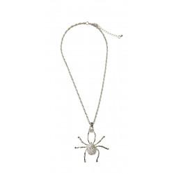Náhrdelník pavouk