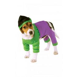 Kostým pro pejska Hulk