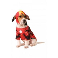 Kostým pro pejska Iron man