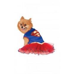 Kostým pro pejska Supergirl