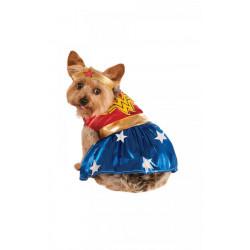 Kostým pro pejska Wonder Woman