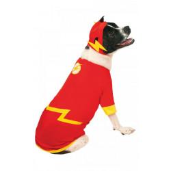 Kostým pro pejska The Flash