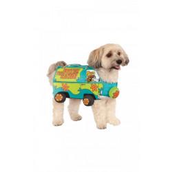 Kostým pro pejska Scooby-Doo auto