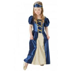 Dětský kostým Renesanční princezna