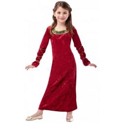 Dětský kostým Lady z paláce