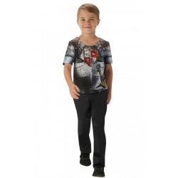 Dětské tričko Rytíř