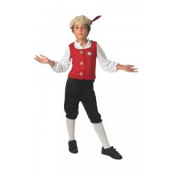 Dětský kostým Tudorský chlapec