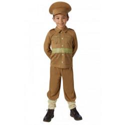 Dětský kostým Voják z první světové války
