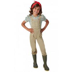 Dětský kostým Zemědělkyně