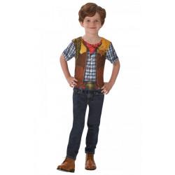 Dětské tričko Kovboj
