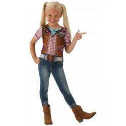 Dětské tričko Kovbojka
