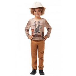 Dětské tričko Archeolog