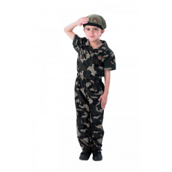 Dětský kostým Voják Vojanda