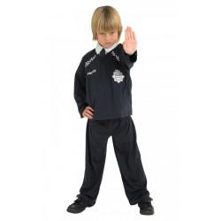 Dětský kostým Policajt-ka