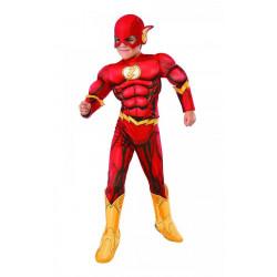 Dětský kostým The Flash deluxe