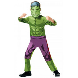 Dětský kostým Hulk