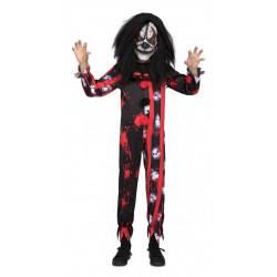 Dětský kostým Hrozivý klaun