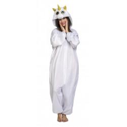 Kostým Okatý jednorožec bílý