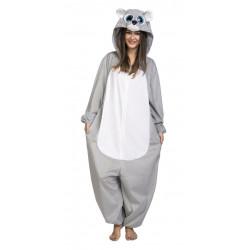 Kostým Okatý medvídek šedý