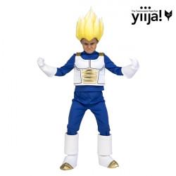 Dětský kostým Saiyan Vegeta Dragon Ball