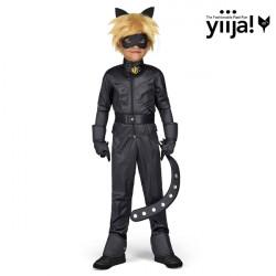 Dětský kostým Černý kocour