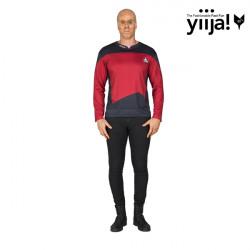 Kostým Picard Star Trek