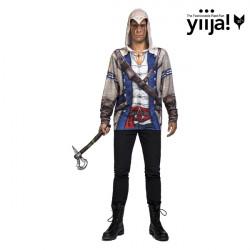 Kostým Ratonhnhaké Ton Assassins Creed
