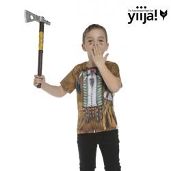 Dětské tričko 3D Indián