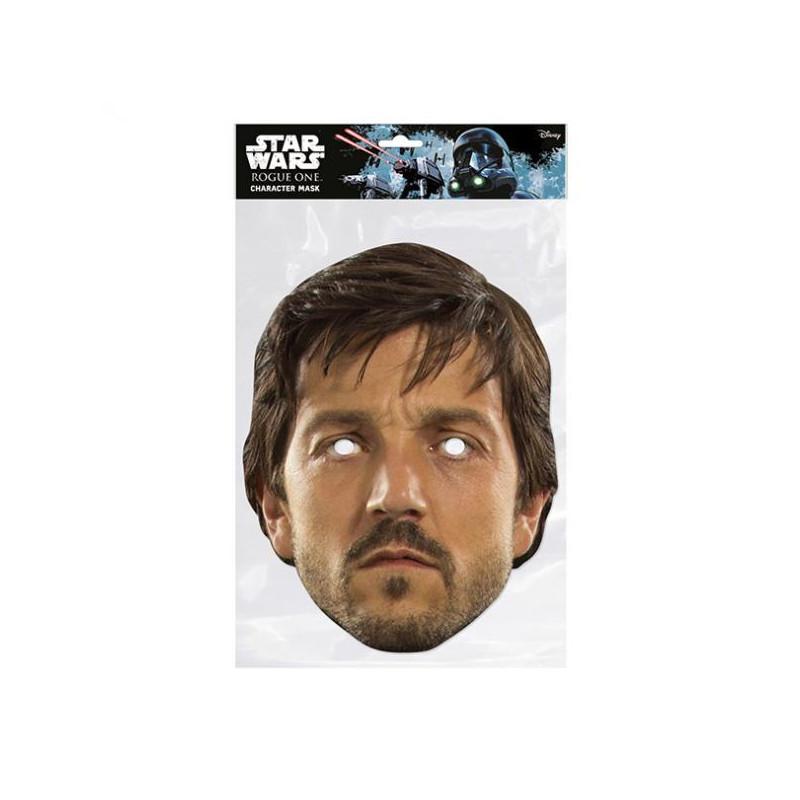 Papírová maska Darth Vader