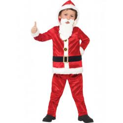 Dětský kostým Santa se zvukem
