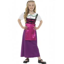 Dětský kostým Bavorská dívka