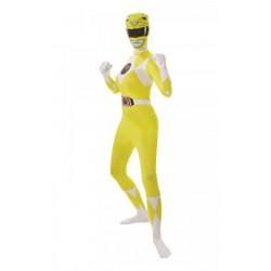 Kostým Yellow Ranger Mighty Morphin Powers Ran