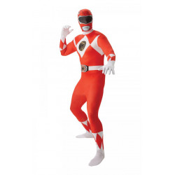 Kostým Red Ranger Mighty Morphin Powers Ran