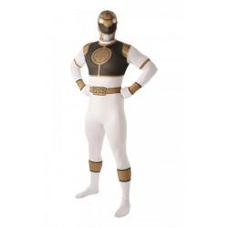Kostým White Ranger Mighty Morphin Powers Ran