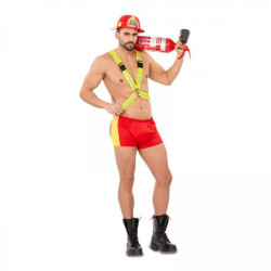 Kostým Sexy hasič
