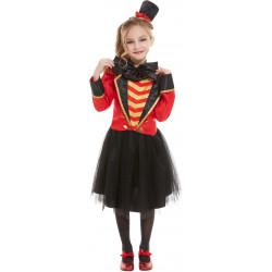 Dětský kostým Principálka