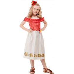 Dětský kostým Havajská princezna