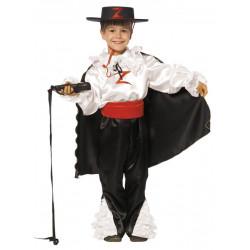 Dětský kostým Zorro