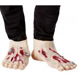 Nohy Zombie
