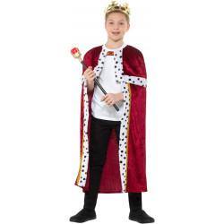 Dětský královský plášť
