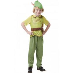 Dětský kostým Petr Pan