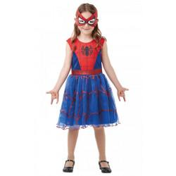 Dětský kostým Spider girl