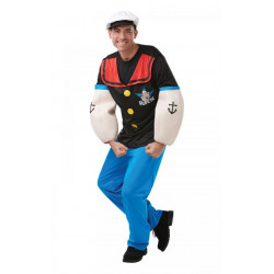 Kostým Pepek námořník