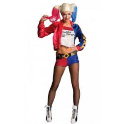 Kostým Harley Quin Sebevražedný oddíl
