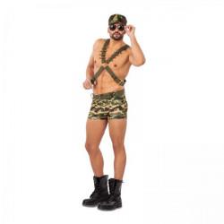 Kostým Sexy voják