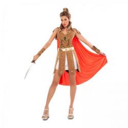 Kostým Sexy bojovnice